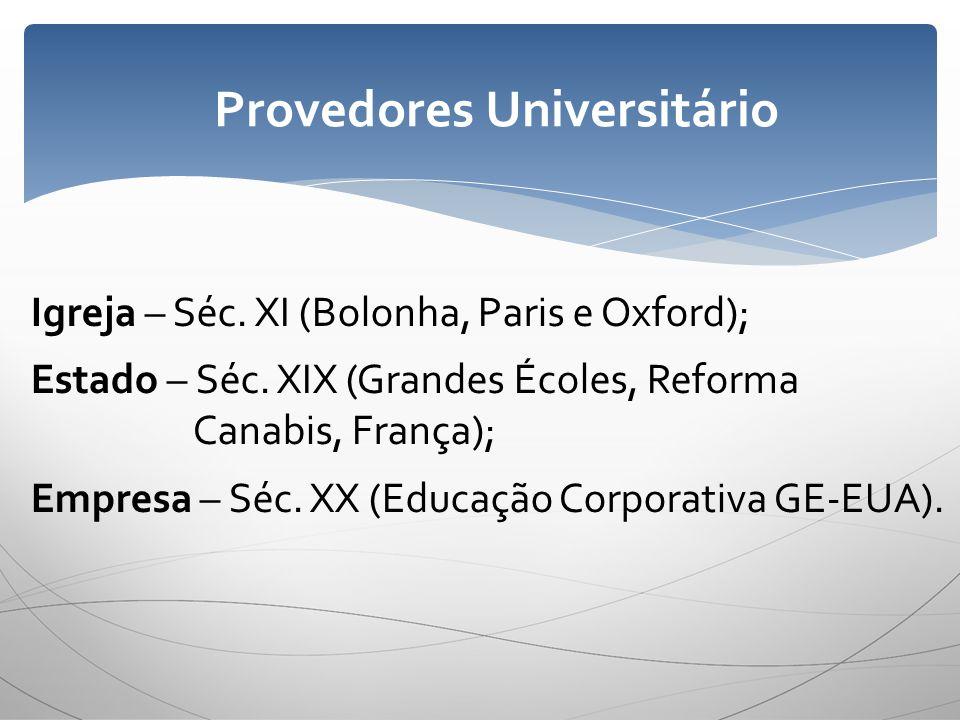 Provedores Universitário