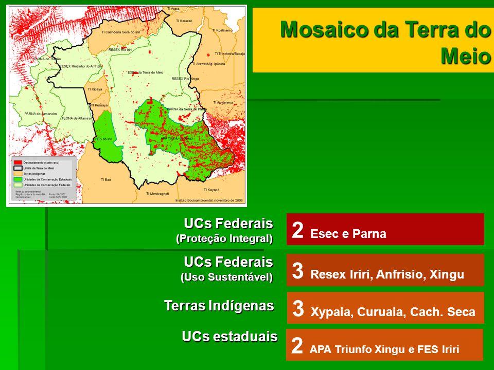 3 Resex Iriri, Anfrisio, Xingu
