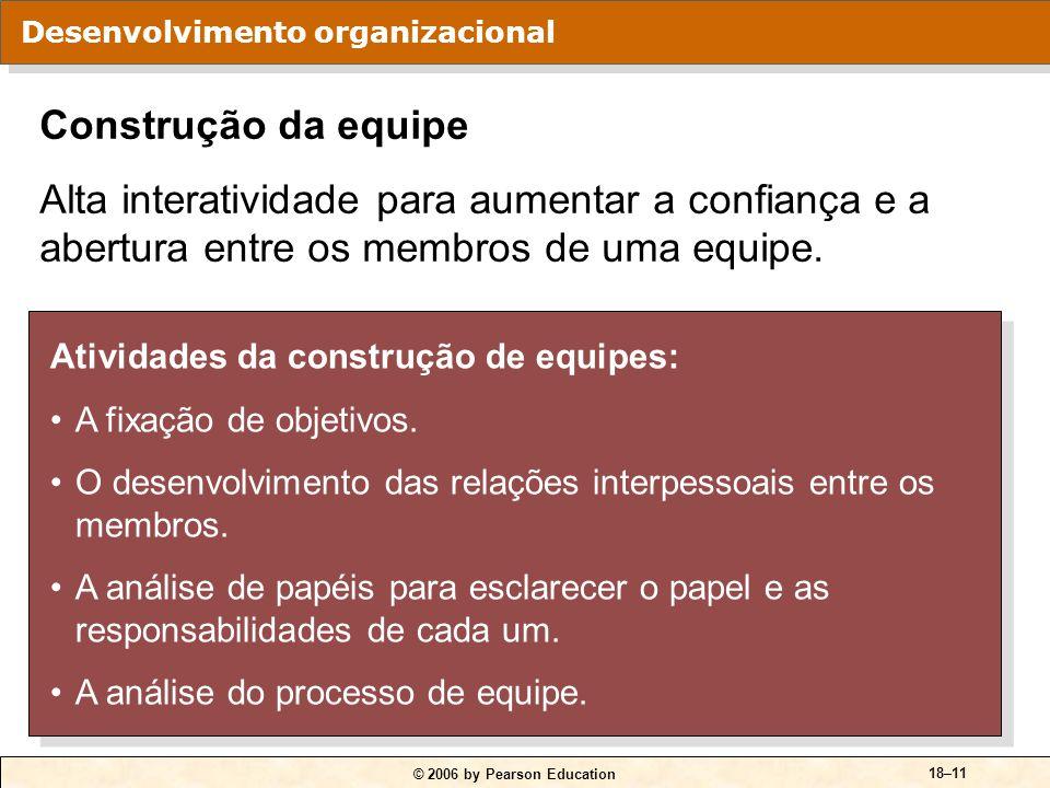 Desenvolvimento intergrupal