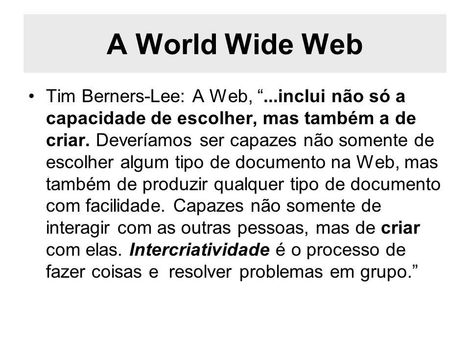 A World Wide Web