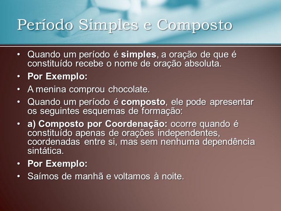 Período Simples e Composto