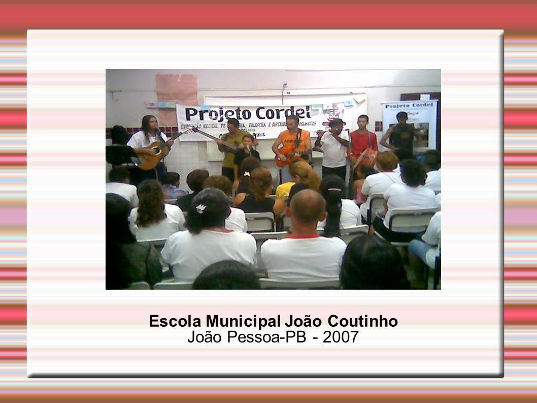 Escola Municipal João Coutinho
