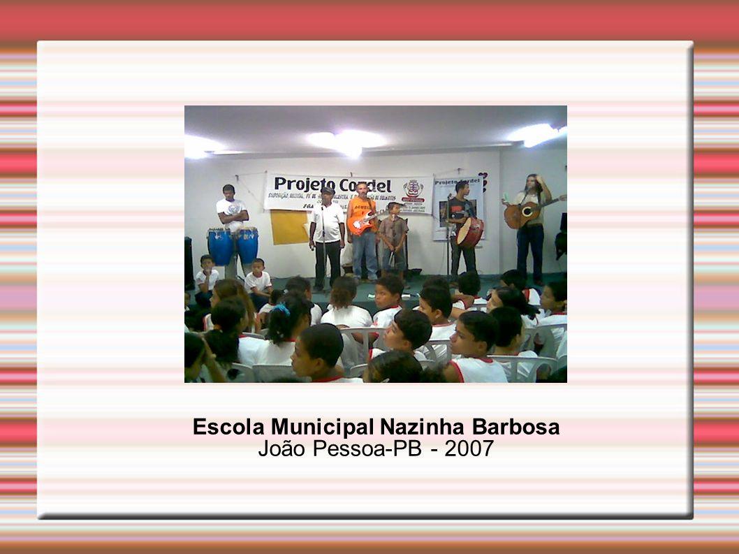 Escola Municipal Nazinha Barbosa