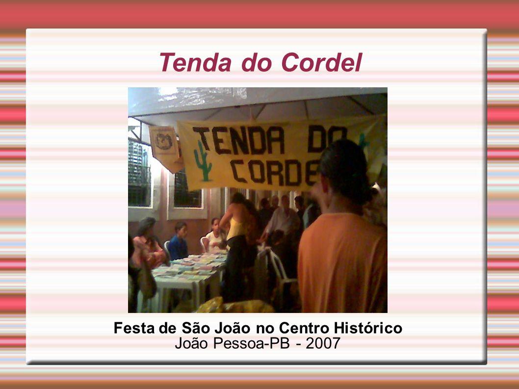 Festa de São João no Centro Histórico
