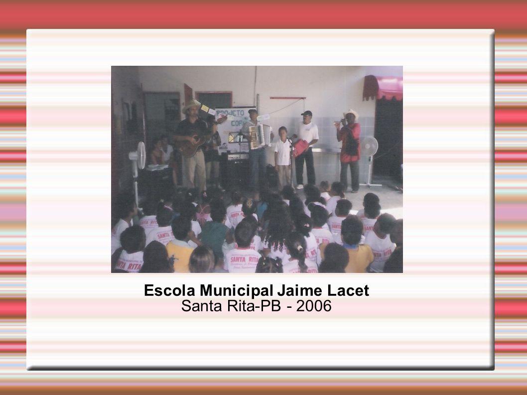 Escola Municipal Jaime Lacet