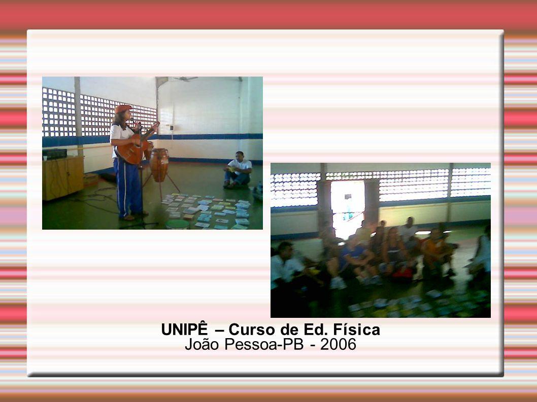 UNIPÊ – Curso de Ed. Física