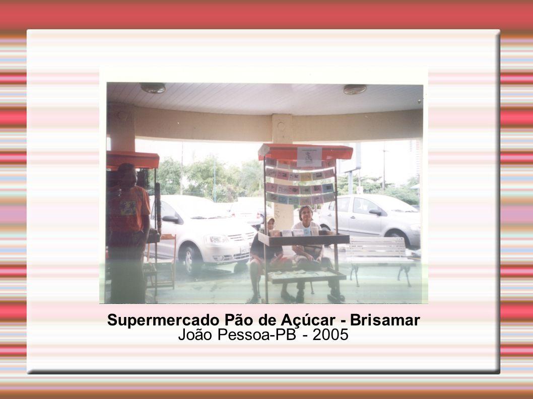 Supermercado Pão de Açúcar - Brisamar