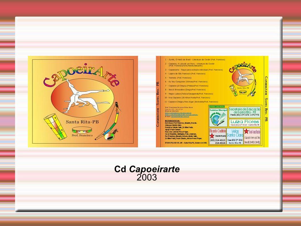 Cd Capoeirarte 2003