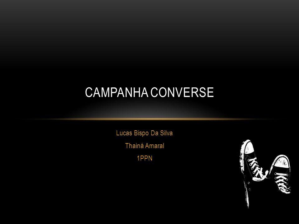 Lucas Bispo Da Silva Thainá Amaral 1PPN