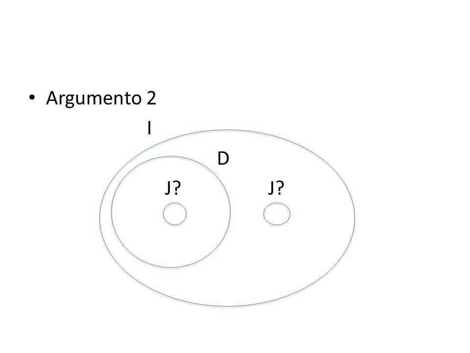 Argumento 2 I D J J