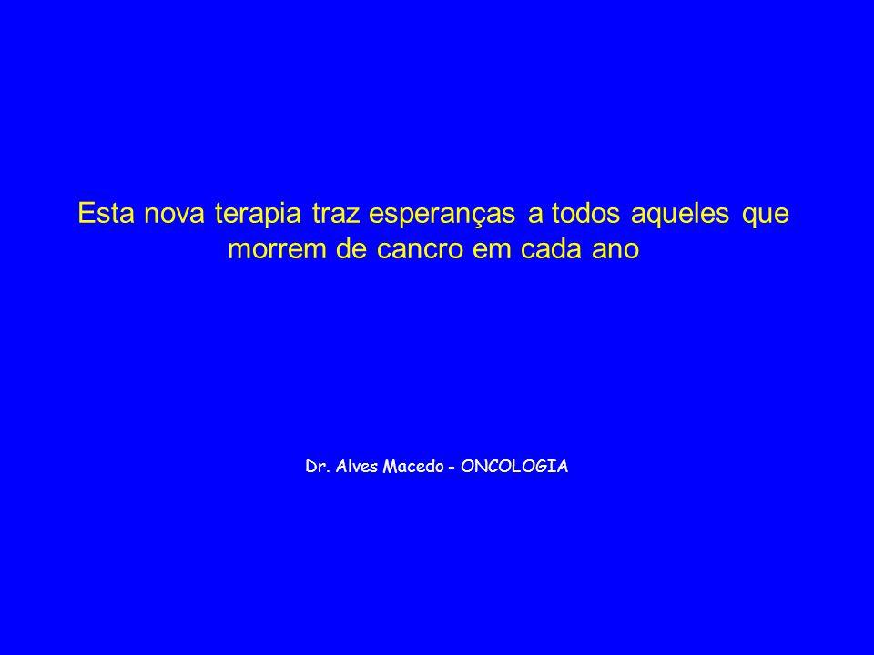Dr. Alves Macedo - ONCOLOGIA