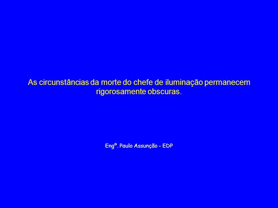 Engº. Paulo Assunção - EDP