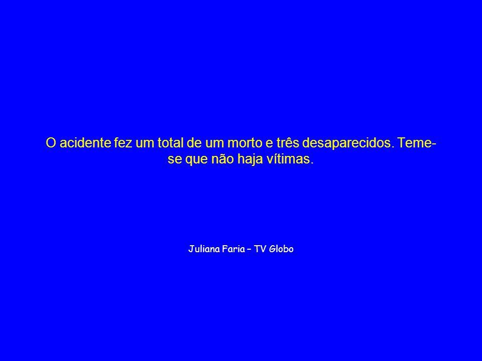 Juliana Faria – TV Globo