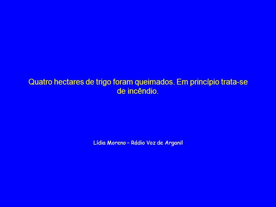 Lídia Moreno – Rádio Voz de Arganil