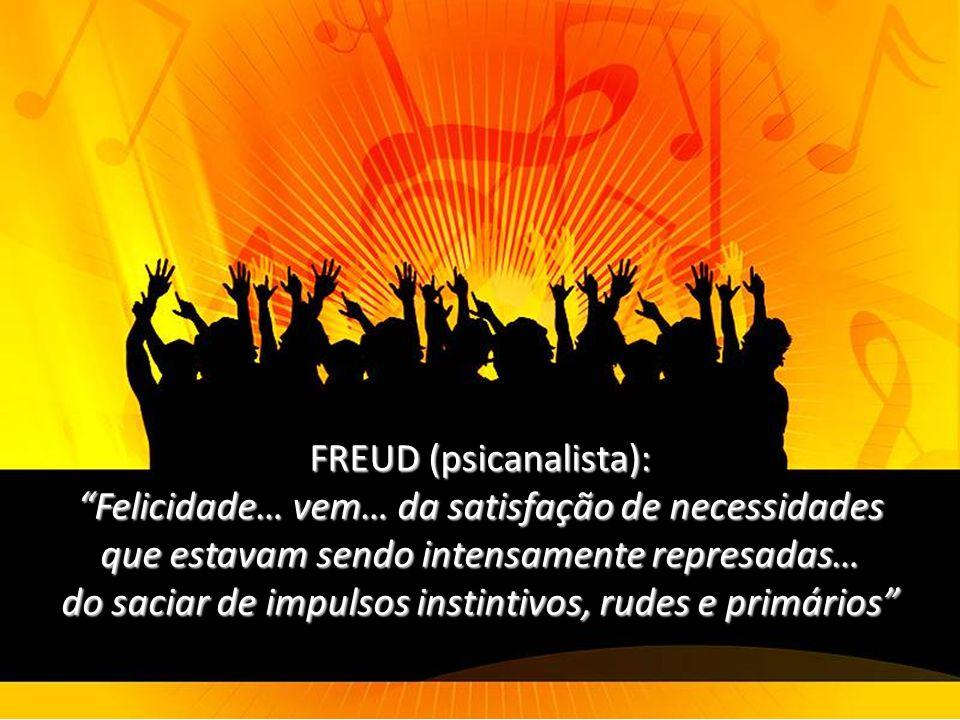 FREUD (psicanalista):