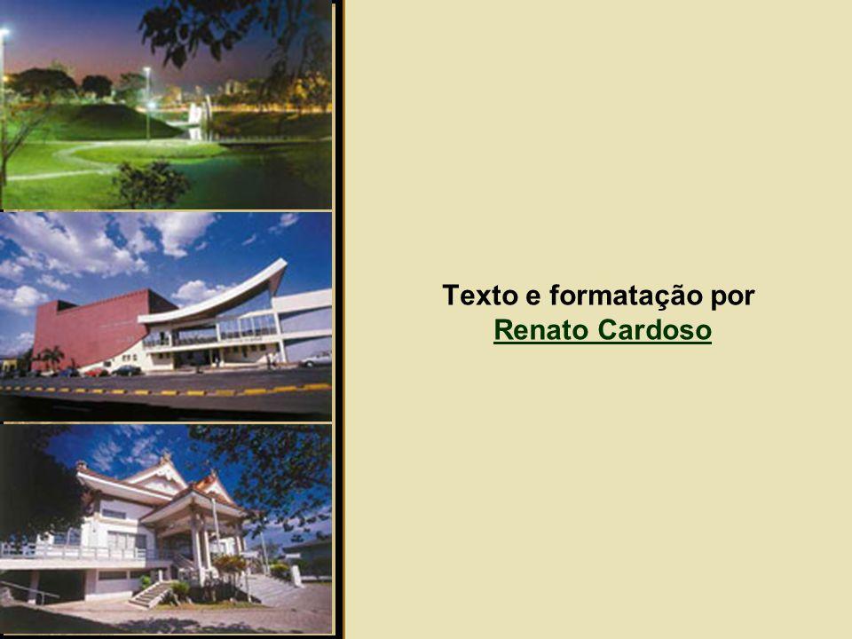 Texto e formatação por Renato Cardoso