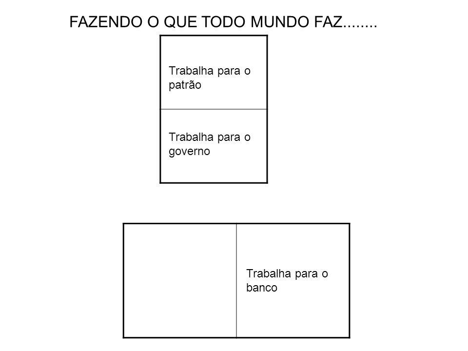 FAZENDO O QUE TODO MUNDO FAZ........