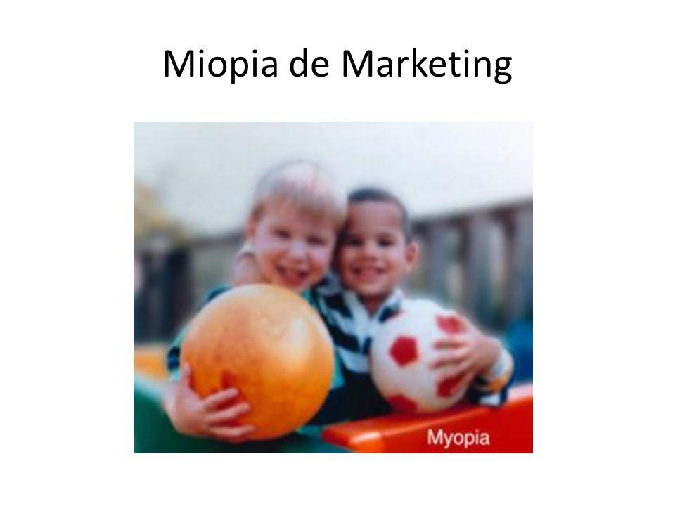 Miopia de Marketing 14