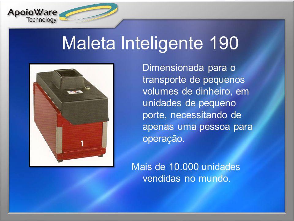 Maleta Inteligente 190