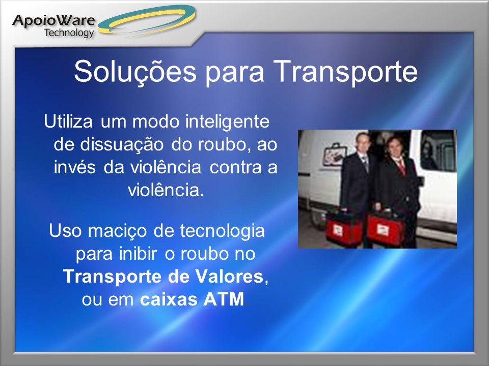 Soluções para Transporte