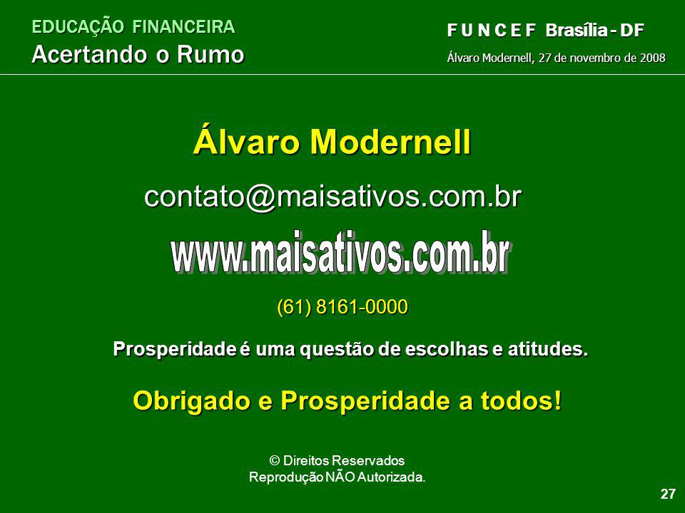 Álvaro Modernell contato@maisativos.com.br