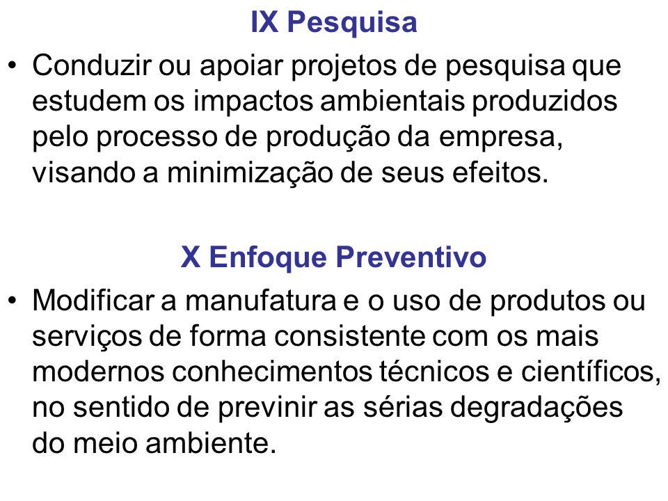 IX Pesquisa