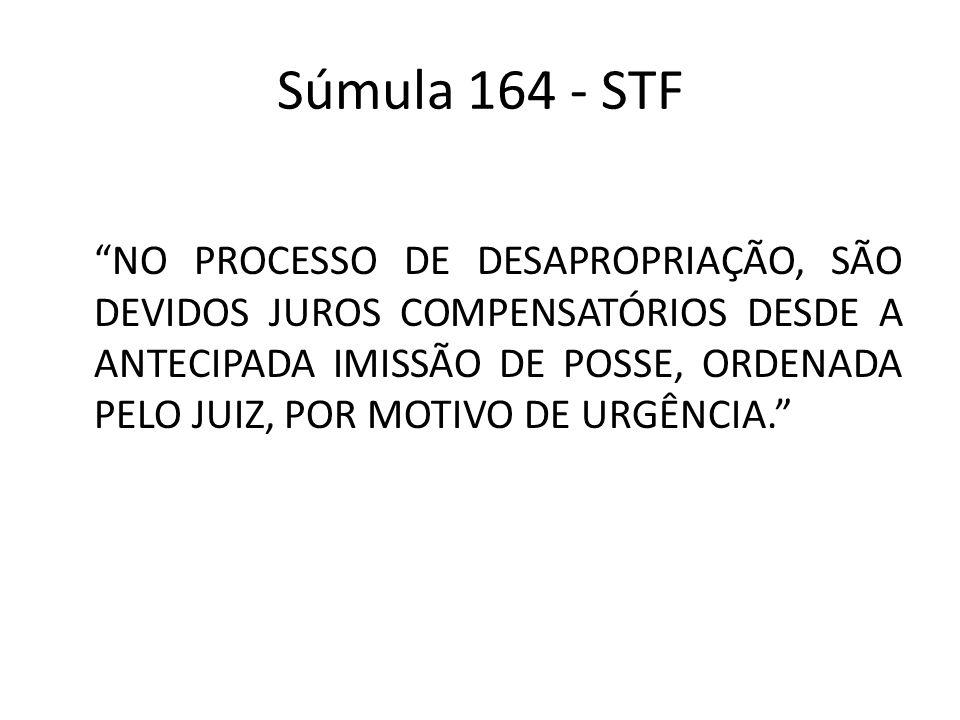 Súmula 164 - STF
