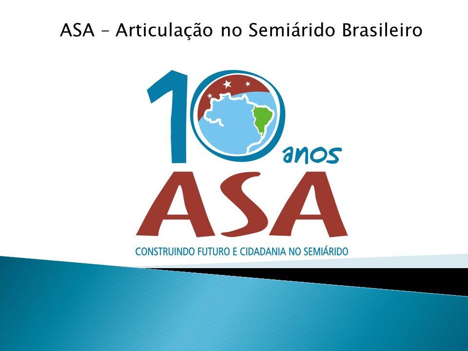 ASA – Articulação no Semiárido Brasileiro