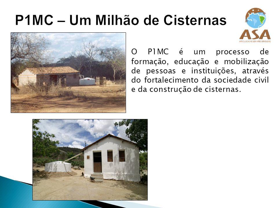 P1MC – Um Milhão de Cisternas