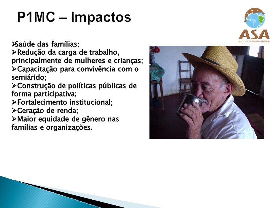 P1MC – Impactos Saúde das famílias;