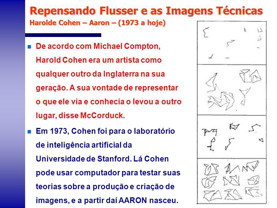 Repensando Flusser e as Imagens Técnicas