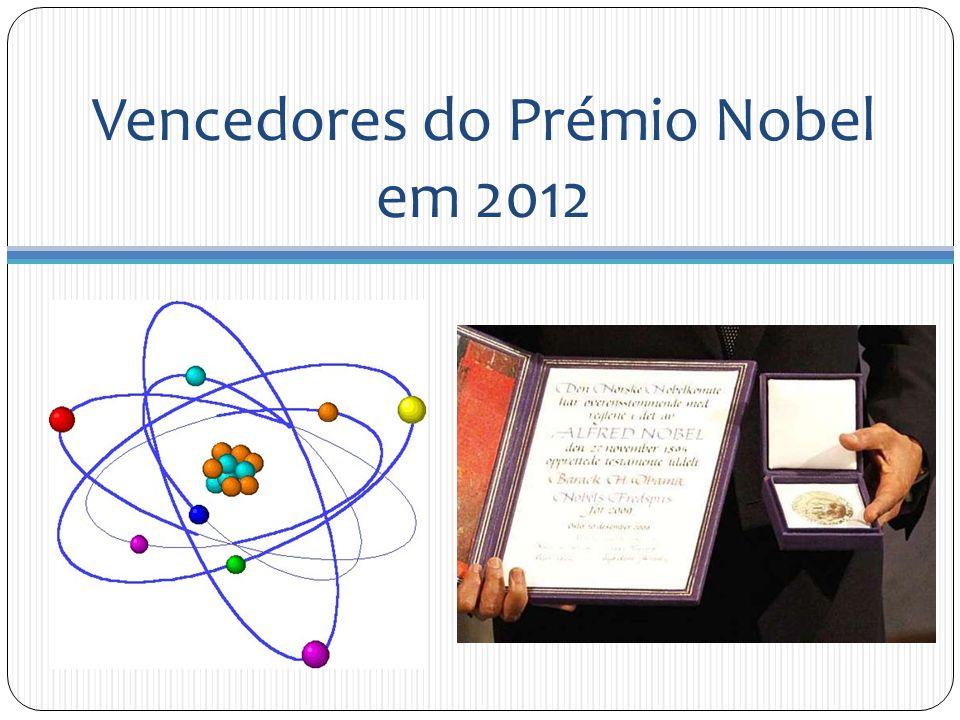 Vencedores do Prémio Nobel em 2012