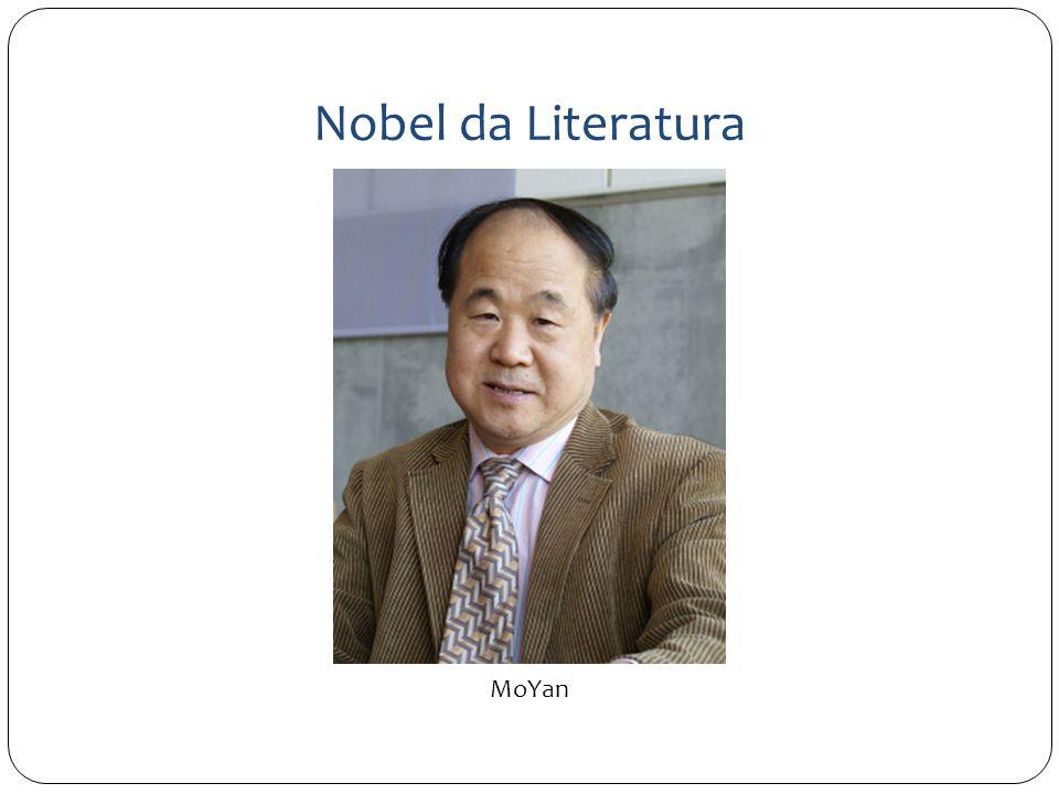 Nobel da Literatura MoYan