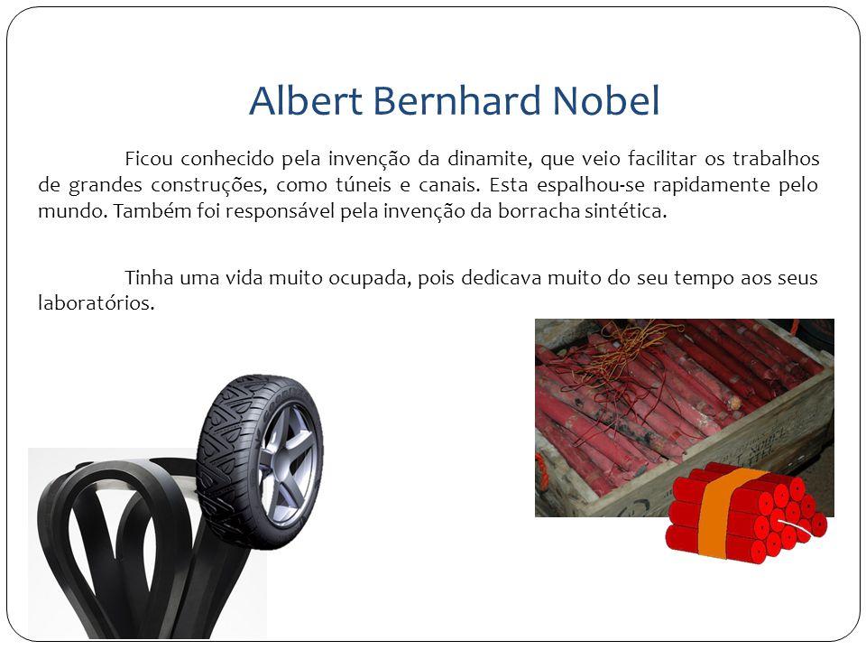 Albert Bernhard Nobel