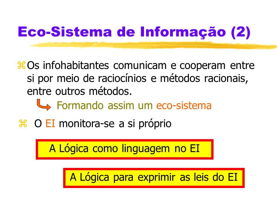 Eco-Sistema de Informação (2)