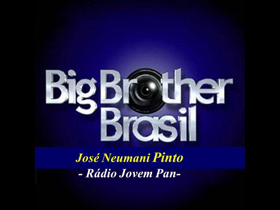 José Neumani Pinto - Rádio Jovem Pan-