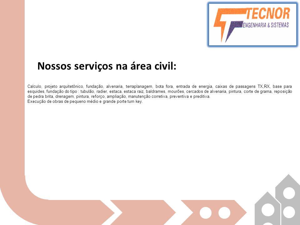 Nossos serviços na área civil: