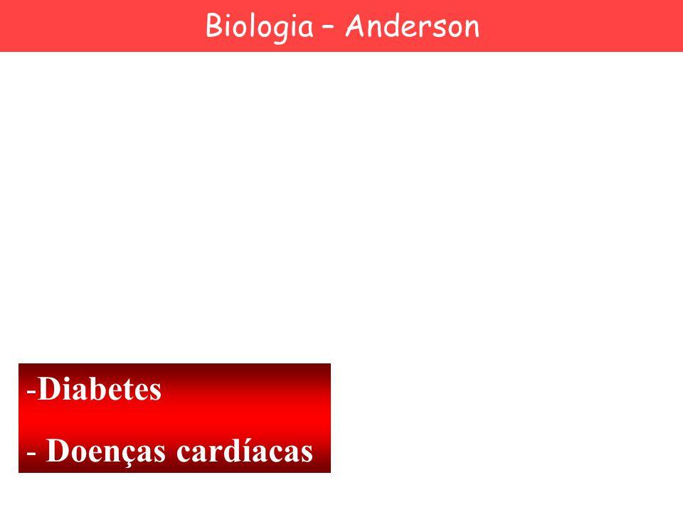 Biologia – Anderson Diabetes Doenças cardíacas