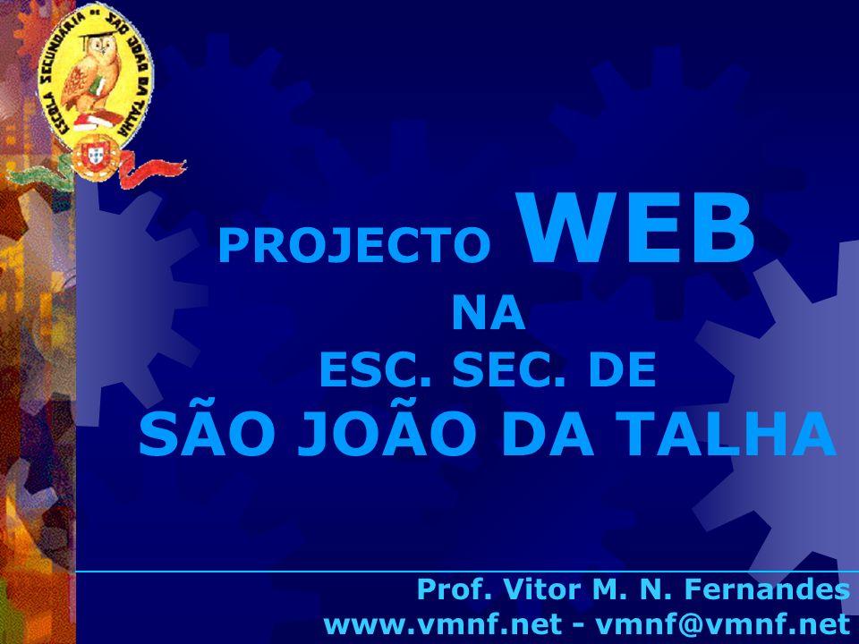 ESC. SEC. DE SÃO JOÃO DA TALHA