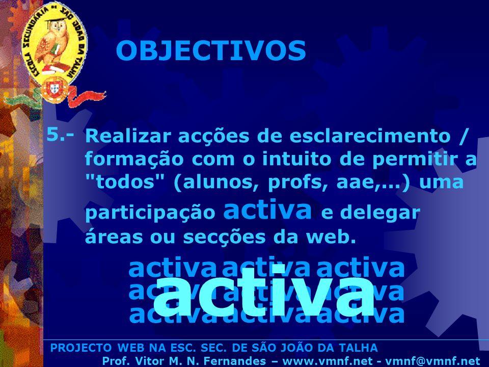 activa OBJECTIVOS activa activa activa activa activa activa activa