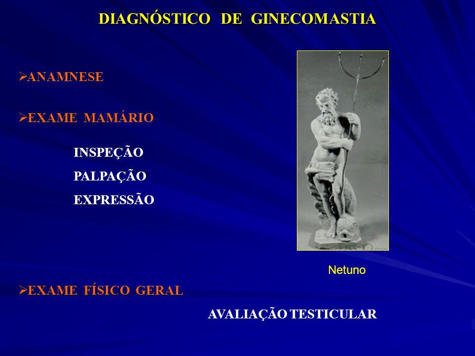 DIAGNÓSTICO DE GINECOMASTIA