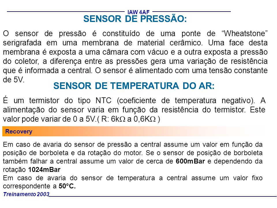 SENSOR DE TEMPERATURA DO AR: