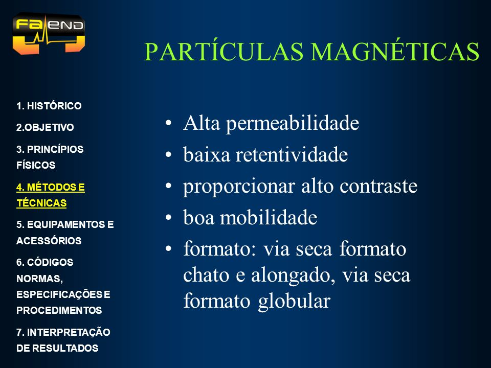 PARTÍCULAS MAGNÉTICAS