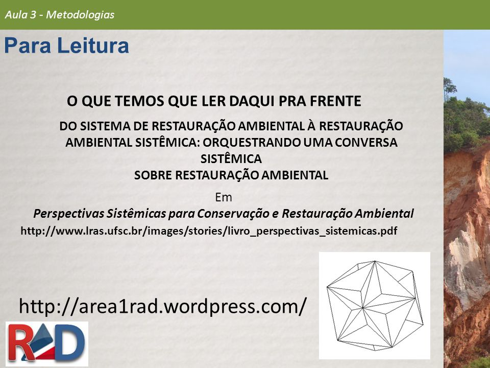 Para Leitura http://area1rad.wordpress.com/