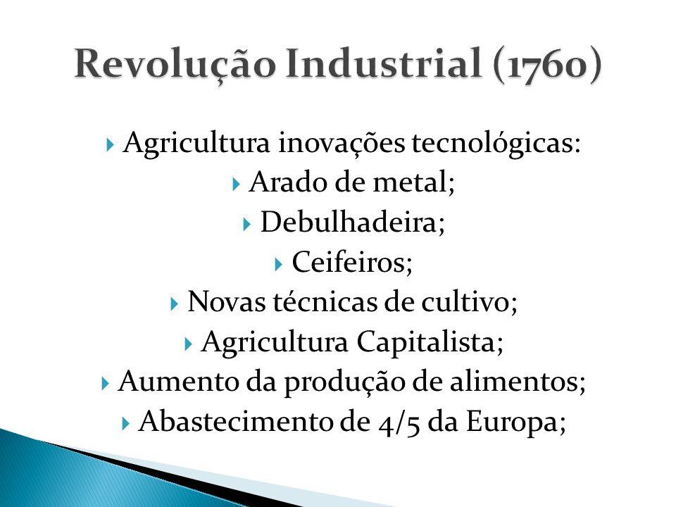 Revolução Industrial (1760)