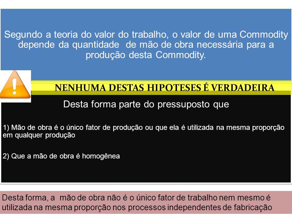 NENHUMA DESTAS HIPOTESES É VERDADEIRA