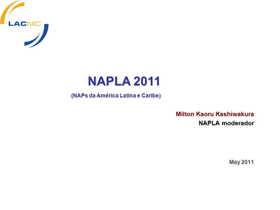 Milton Kaoru Kashiwakura NAPLA moderador May 2011
