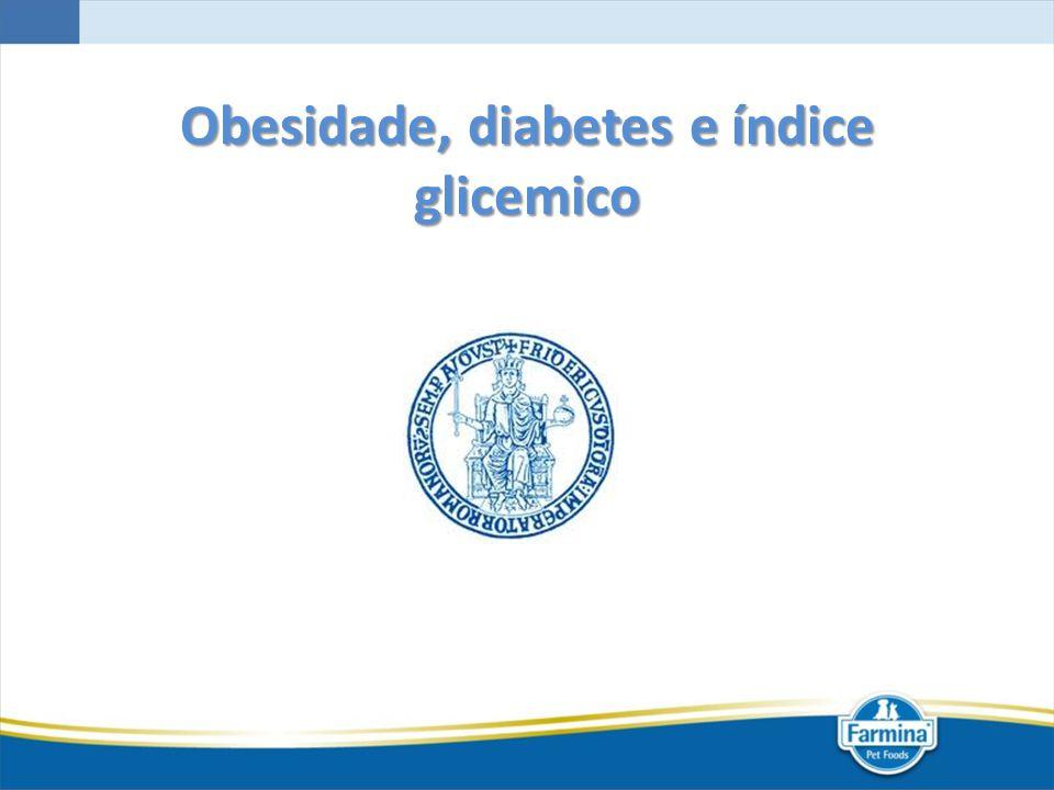 Obesidade, diabetes e índice glicemico