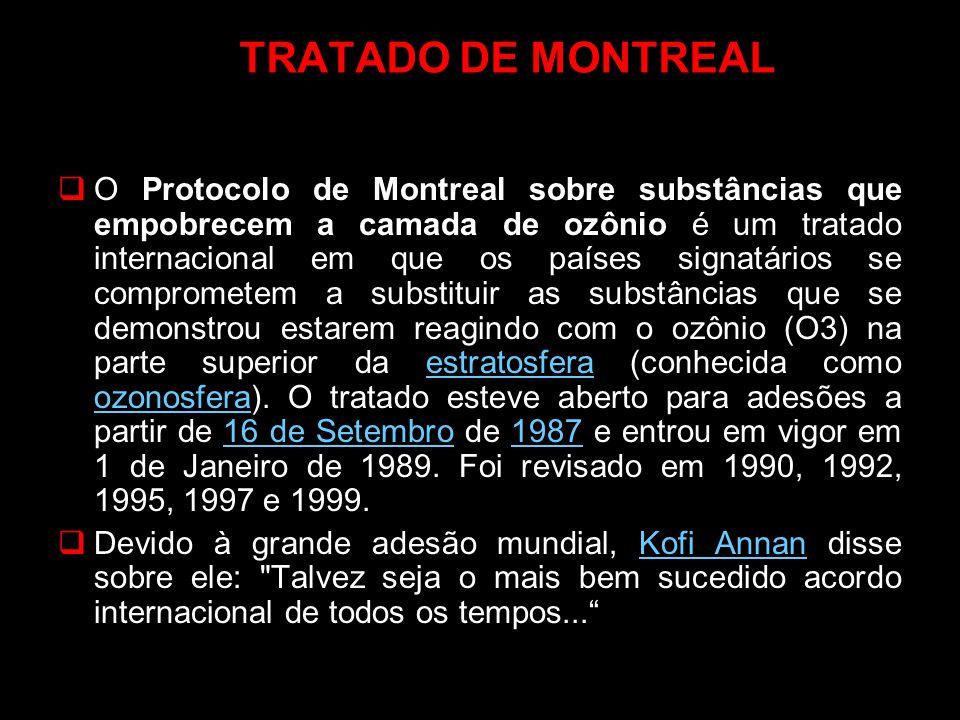 TRATADO DE MONTREAL