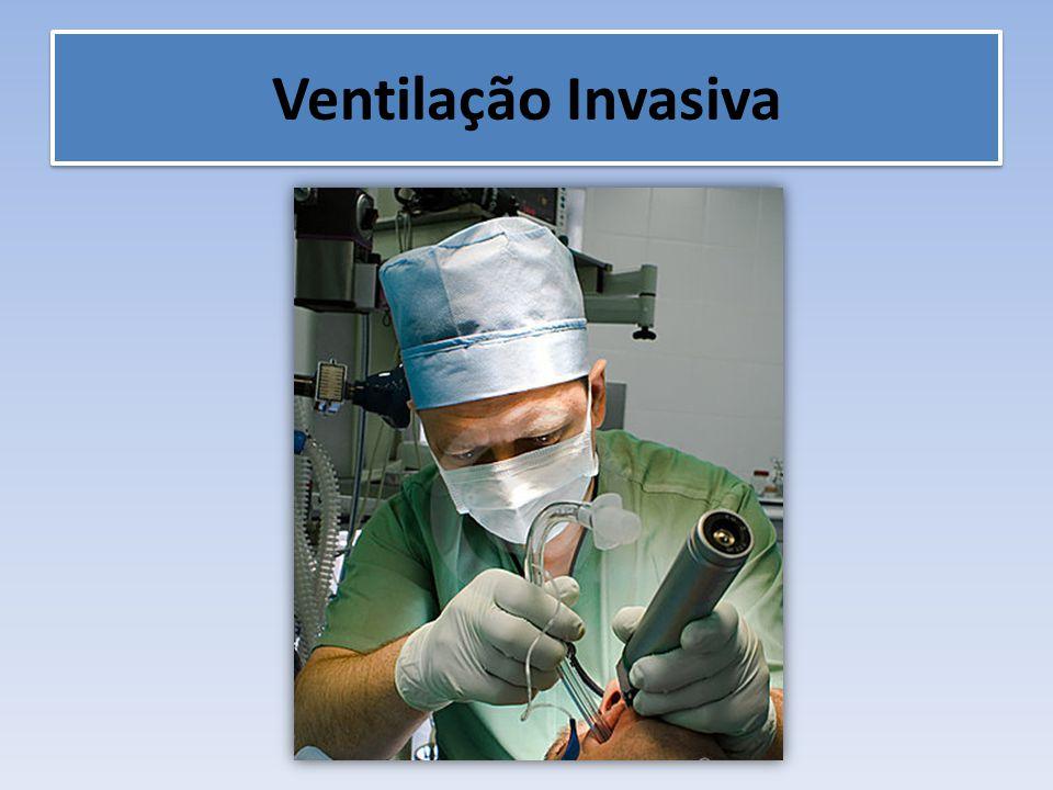 Ventilação Invasiva
